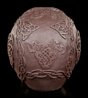 Skull - Celtic Iron