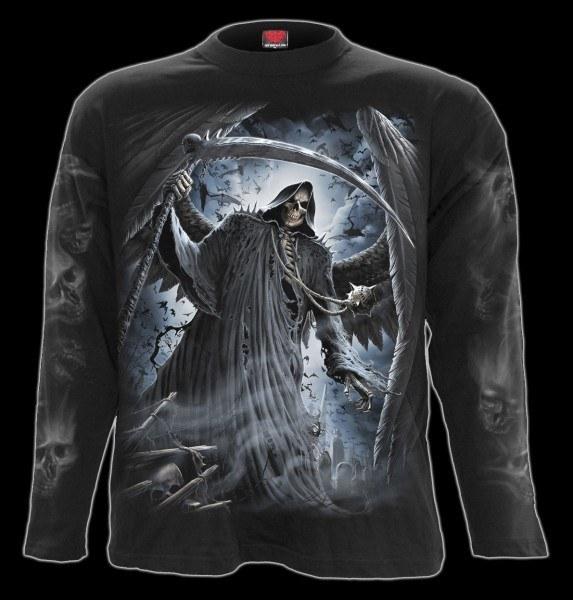 Langarmshirt Fledermäuse - Reaper Bats