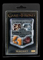 Game of Thrones Magnet - Houses Sigil