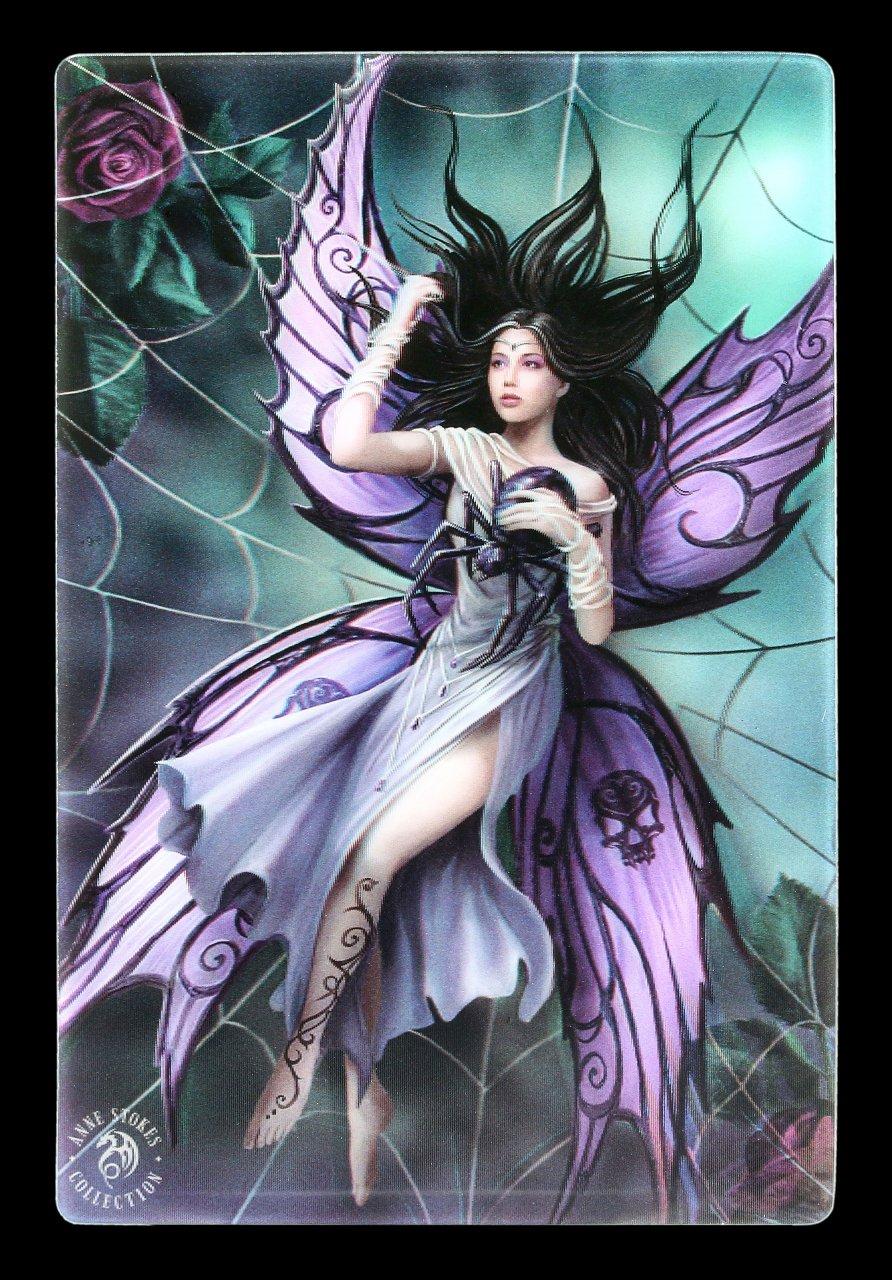 3D Postcard with Fairy - Silk Lure