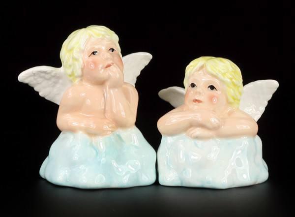 Salz- und Pfefferstreuer - Amor Engel