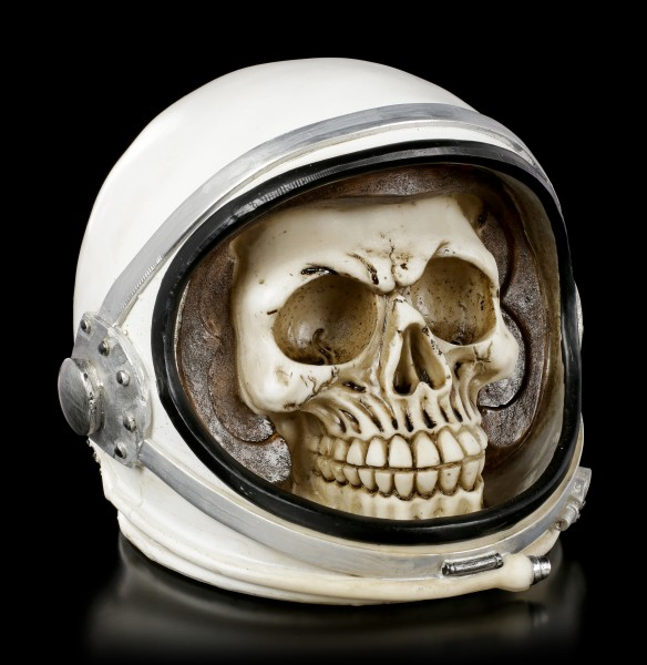 Totenkopf Astronaut - First Man