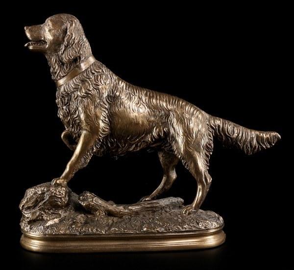 Hunde Figur - Retriever
