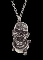 Iron Maiden Halskette Piece Of Mind - Alchemy Rocks