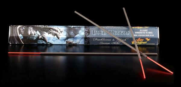 Incense Sticks Frankincense & Myrrh - Rock Dragon