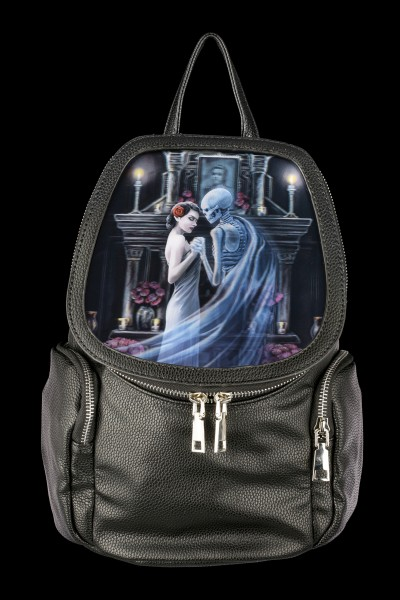 3D Backpack with Ghost - Forever Yours