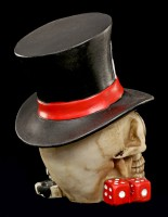 Skull - Poker Face