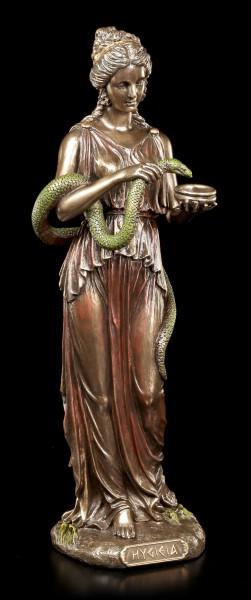 Hygeia Figur - Griechische Göttin der Gesundheit