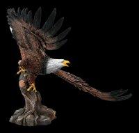 Adler Figur - Im Anflug