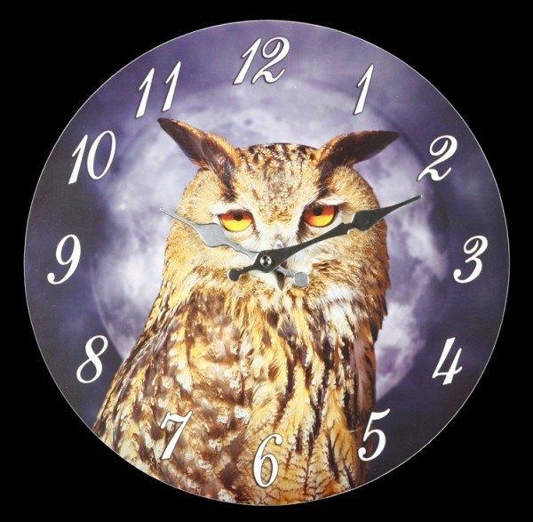 Clock - Wise Owl