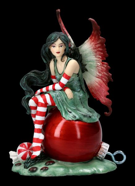 Fairy Figurine - Waiting for Santa