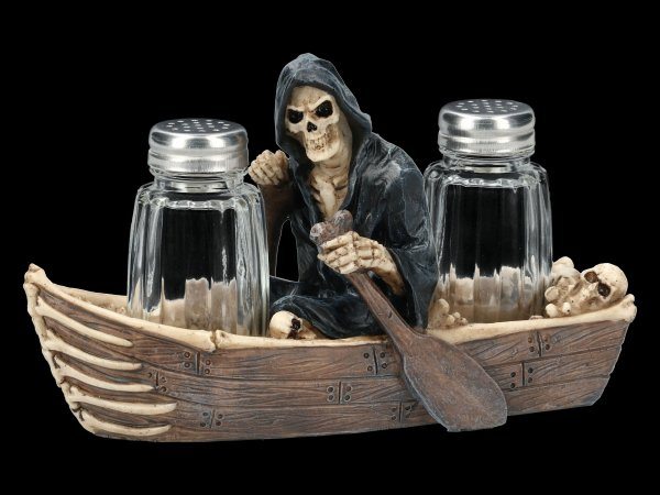 Salz- und Pfefferstreuer - Reaper Fähre