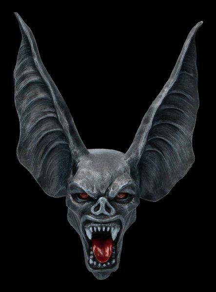 Horror Bat Wall Plaque - Night Stalker