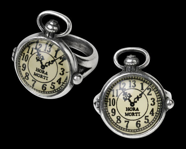 Alchemy Ring - Uncle Albert's Time Piece