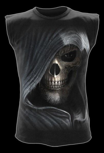 Ärmelloses Reaper Shirt - Darkness