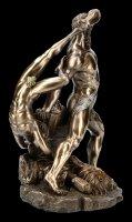 Herakles und Lichas Figur nach Antonio Canova