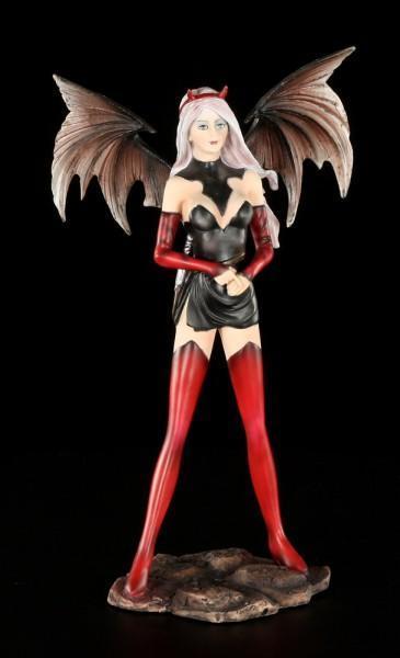 Sexy Dark Angel Figurine - Mara