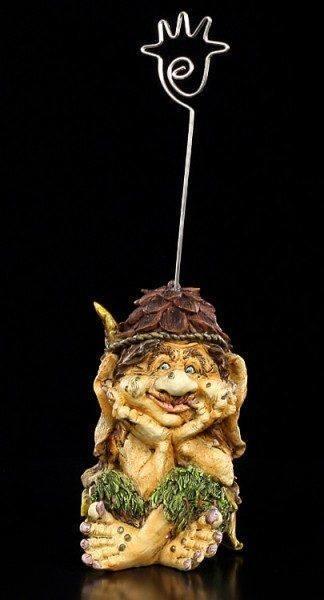 Troll Figur als Notizhalter II
