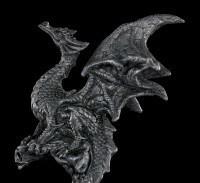 Dragon Figurine small - Black