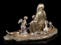 Jesus Figurine Amongs Mary's Arms - Pieta