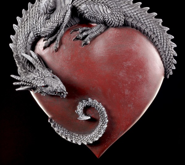 Wall Plaque - Dragon Heart