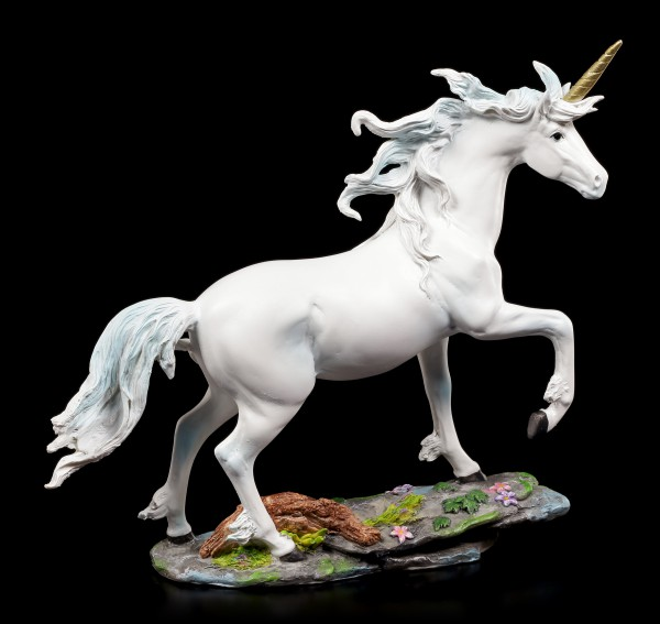 Unicorn Figurine - trotting