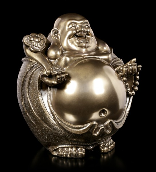 Large Buddha Figurine - Pu-Tai