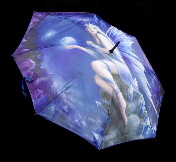 Regenschirm mit Elfe - Stargazer by Anne Stokes