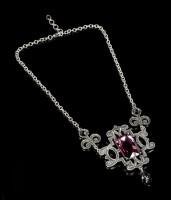 Alchemy Gothic Necklace - Regiis Martyris