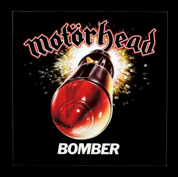 Motörhead Crystal Clear Picture - Bomber
