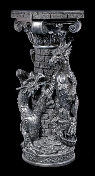 Large Dragon Pillar