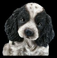 Hunde Figur - Cocker Spaniel Welpe