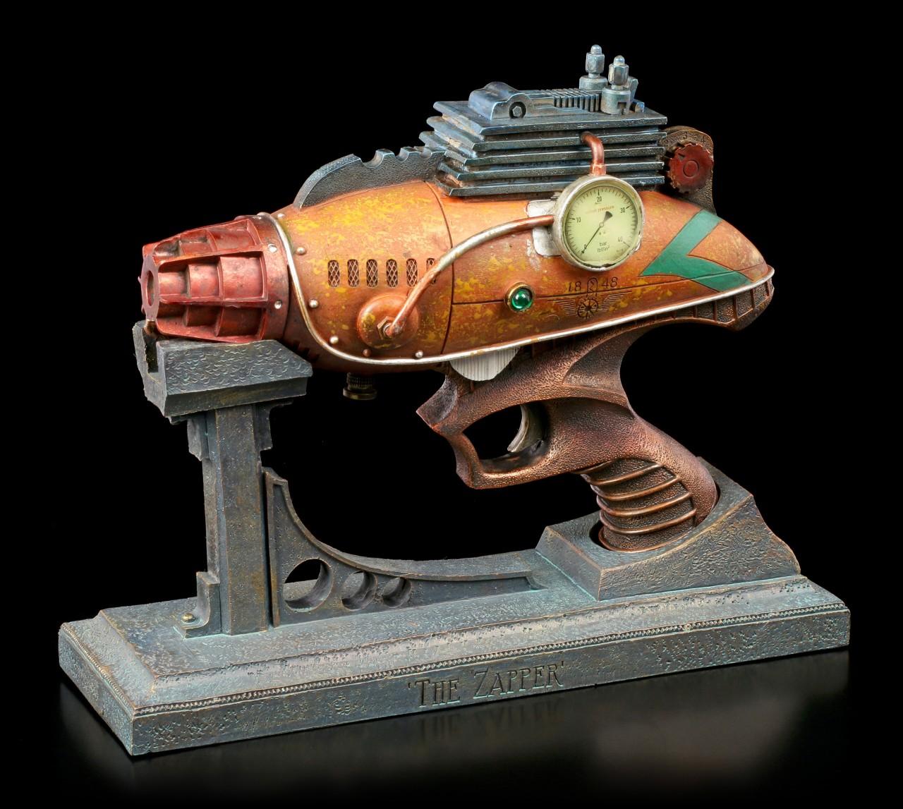 Steampunk Deko Pistole - The Zapper