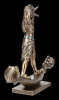 Egyptian Figurine - Prince on Boat