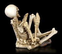 Skeleton Wine Holder - One Too Many