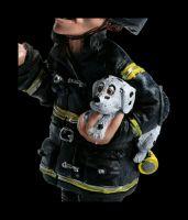 Funny Job Figur - Feuerwehrmann mit Flaschenöffner