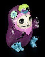 Furry Bones Figur - Toucan Mango