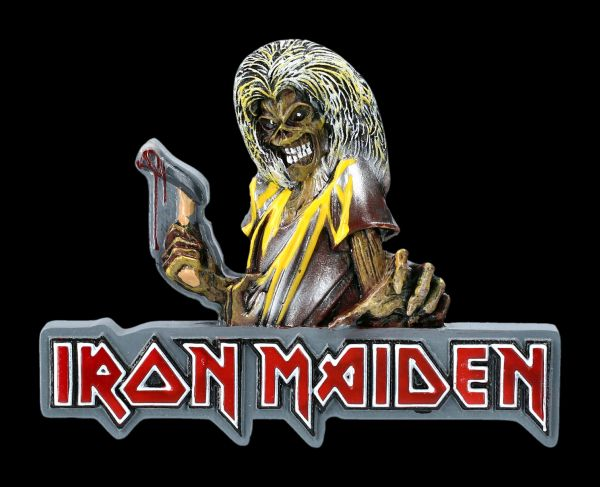 Magnet - Iron Maiden The Killers