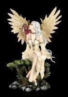Engel in gelbem Kleid - Angela
