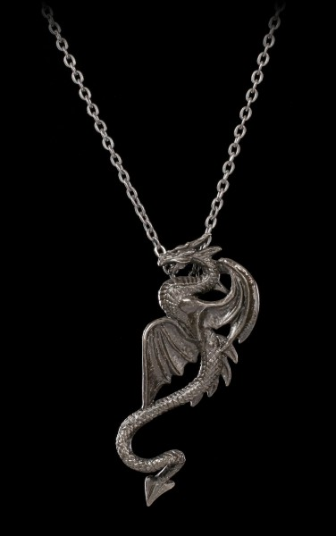 Alchemy Couples Necklace - Draconic Tryst