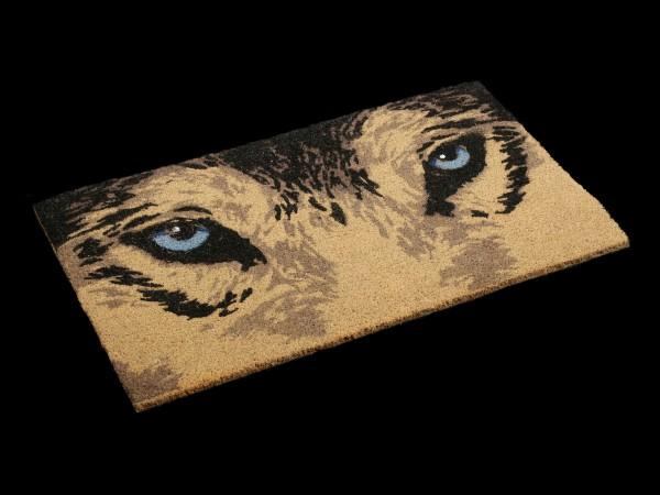 Fantasy Doormat - Wolf's Eyes