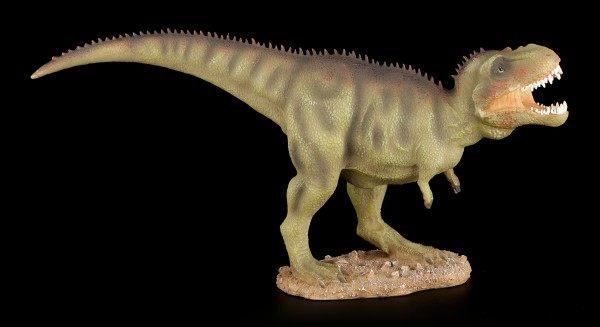 Dinosaur Figurine - Tyrannosaurus Rex - colored