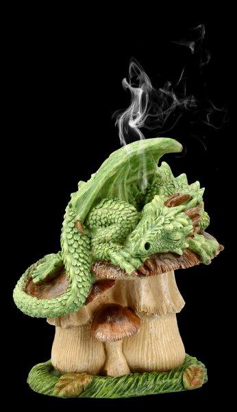 Dragon Incense Cone Holder - Let Sleeping Dragons Lie