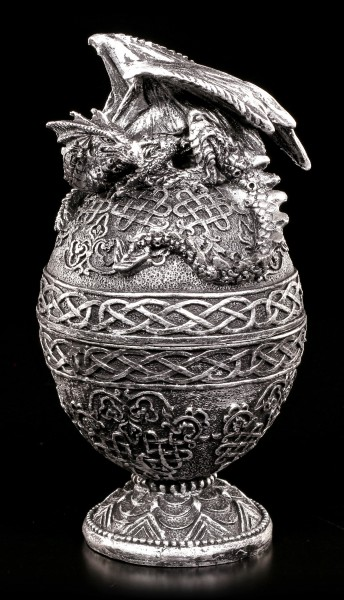Dragon Box - Decorated Egg