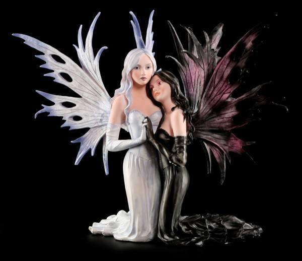 Fairy Figurine - Twin Sisters