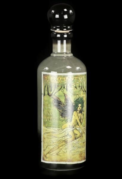 Flasche - Absinth Fee