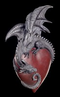 Wall Plaque - Dragon Heart