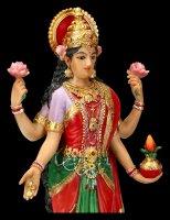 Hindu Göttin Figur - Lakshmi