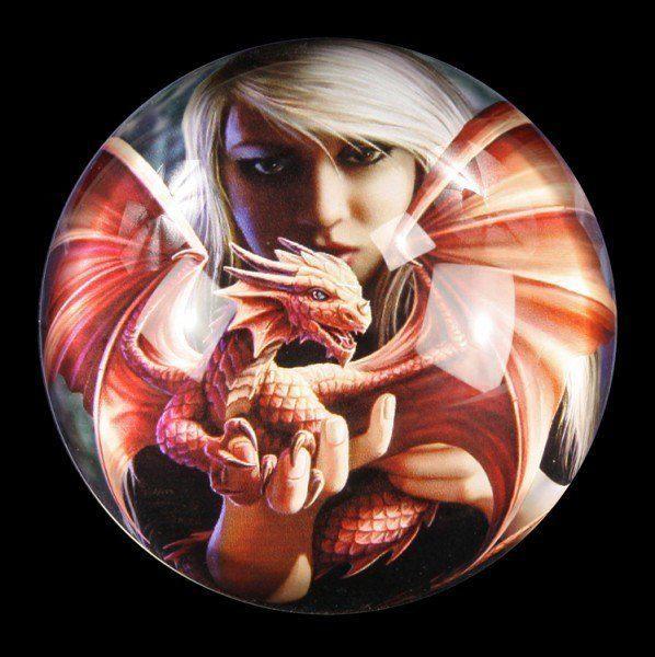 Briefbeschwerer Drache - Dragonkin