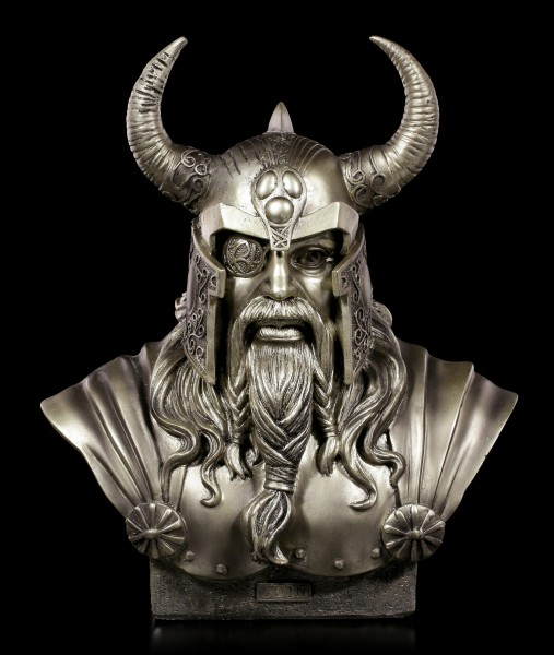 Odin Bust medium S1